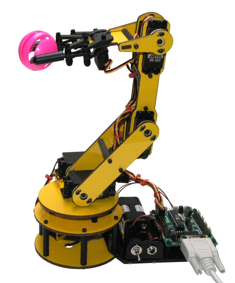 machine extends robotic arms - 750×904